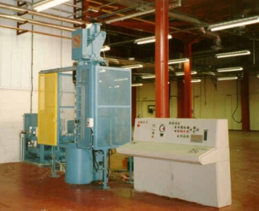 Stansted Pilot Homogenizer